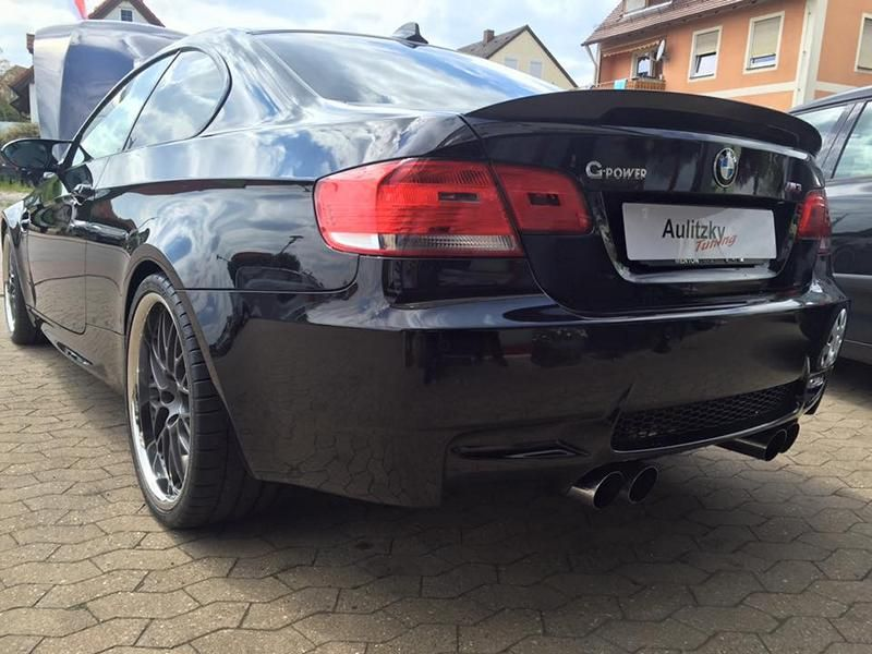 G-Power SK2CS BMW E92 M3 630PS Aulitzky Tuning 6