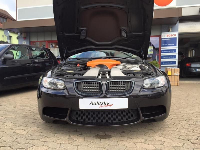 G-Power SK2CS BMW E92 M3 630PS Aulitzky Tuning 7