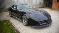 HEB C3 Corvette with a C6 Powertrain LS3 11 190x107 Restomod   Chevrolet Corvette C3 mit neuer C6 Technik