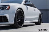 HRE FF15 Alufelgen wei%C3%9F Audi RS5 Coupe Tuning TAG Motorsports 1 190x127 HRE FF15 Alufelgen in Schwarz am weißen Audi RS5 Coupe