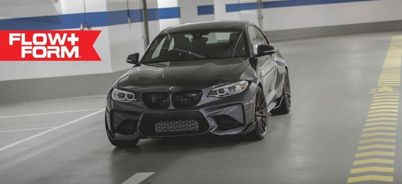 HRE Performance Wheels FF15 BMW M2 F87 Coupe Tuning 2 HRE Performance Wheels FF15 am BMW M2 F87 Coupe