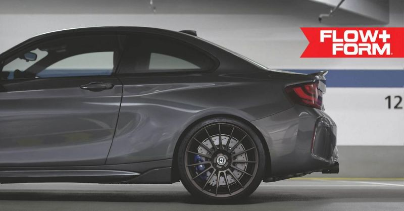 HRE Performance Wheels FF15 BMW M2 F87 Coupe Tuning 3