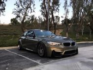 HRE Performance Wheels Vintage 501 BMW M3 F80 Tuning 1 190x143 HRE Performance Wheels Vintage 501 am BMW M3 F80