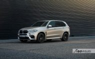HRE Wheels Akrapovic Auspuff BMW X5M F85 Tuning 1 190x119 Dezent   HRE Wheels & Akrapovic Auspuff am BMW X5M F85