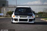 Hardcore Racing Mitsubishi EVO V RS Tuning 350PS 12 190x127 Fotostory: Hardcore Racing Mitsubishi EVO V RS mit 350PS