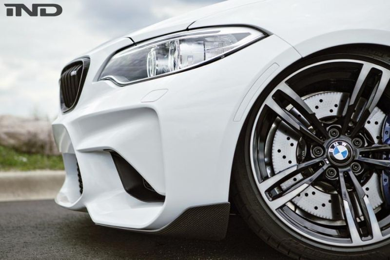 IND Distribution Carbon Bodykit BMW M2 F87 Tuning 1 IND Distribution   kleines Bodykit für den BMW M2 F87