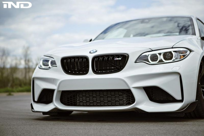 IND Distribution Carbon Bodykit BMW M2 F87 Tuning 13