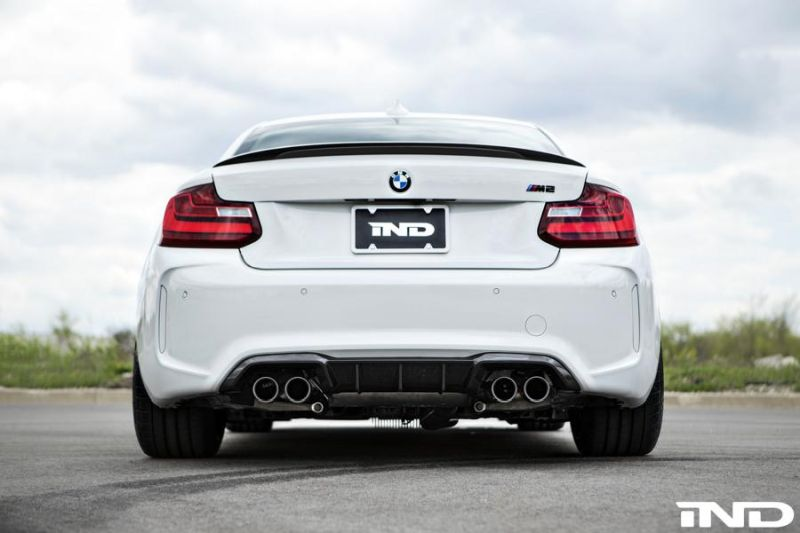 IND Distribution Carbon Bodykit BMW M2 F87 Tuning 14