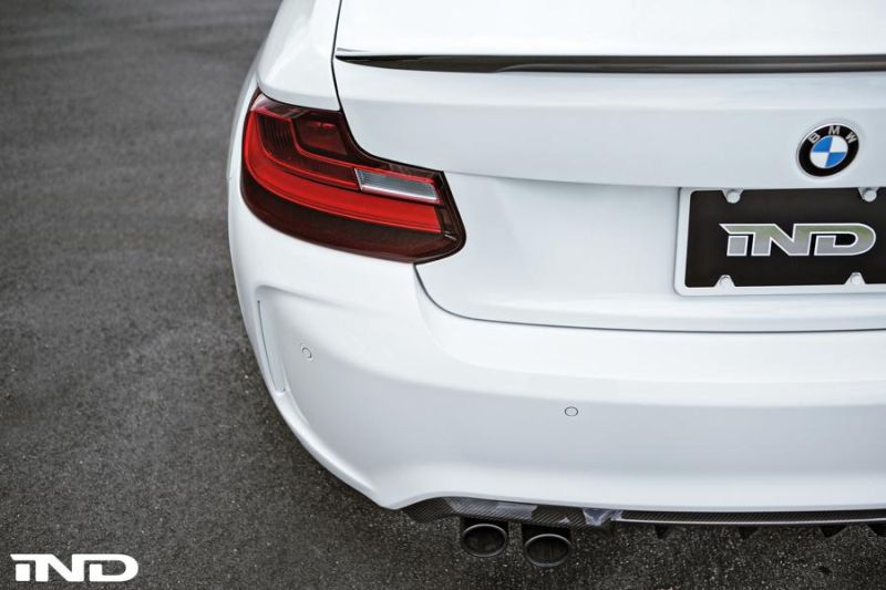 IND Distribution Carbon Bodykit BMW M2 F87 Tuning 17