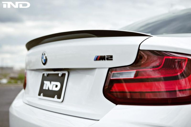 IND Distribution Carbon Bodykit BMW M2 F87 Tuning 18