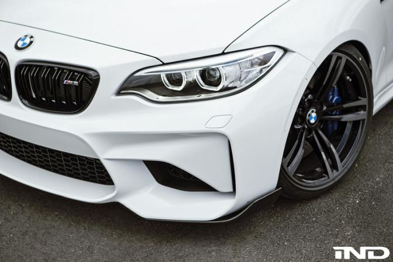 IND Distribution Carbon Bodykit BMW M2 F87 Tuning 2 IND Distribution   kleines Bodykit für den BMW M2 F87