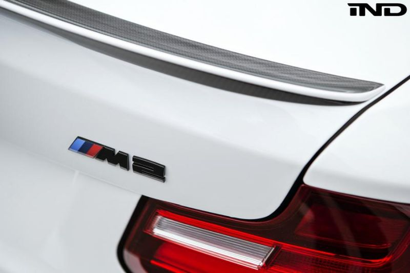 IND Distribution Carbon Bodykit BMW M2 F87 Tuning 20