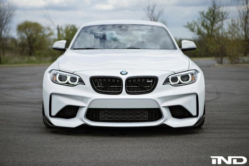 IND Distribution Carbon Bodykit BMW M2 F87 Tuning 21