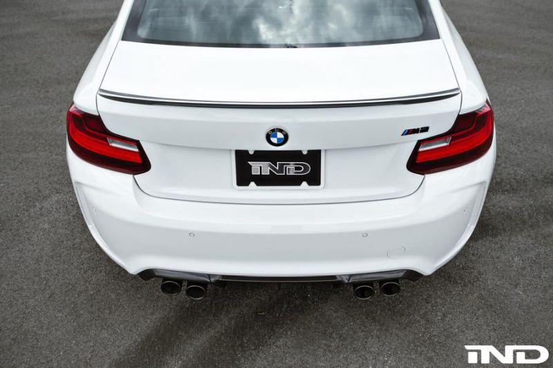IND Distribution Carbon Bodykit BMW M2 F87 Tuning 3 IND Distribution   kleines Bodykit für den BMW M2 F87