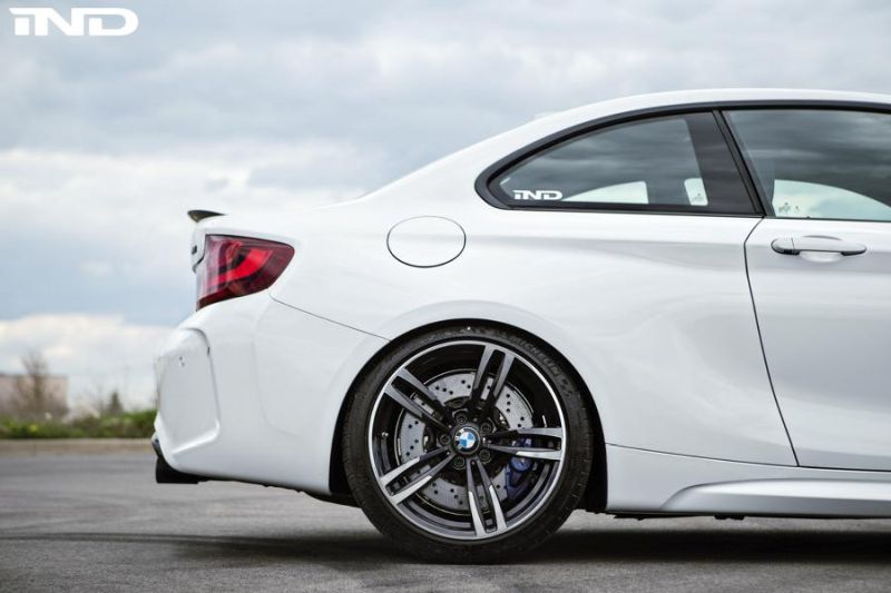 IND Distribution Carbon Bodykit BMW M2 F87 Tuning 5