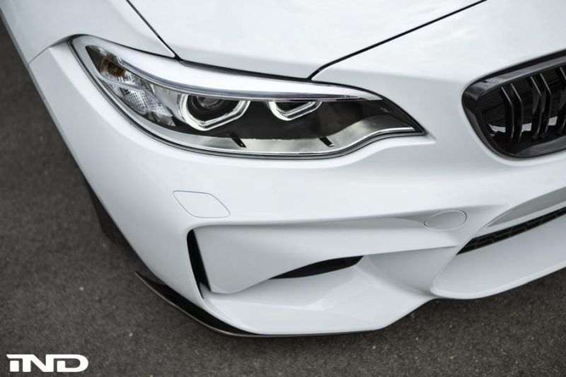 IND Distribution Carbon Bodykit BMW M2 F87 Tuning 9