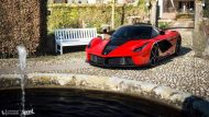 JDCustoms Folierung Ferrari LaFerrari Tuning 1 190x107 JDCustoms   Folierung am seltenen Ferrari LaFerrari