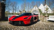 JDCustoms Folierung Ferrari LaFerrari Tuning 11 190x107 JDCustoms   Folierung am seltenen Ferrari LaFerrari