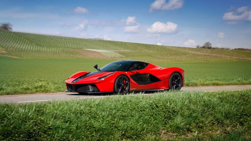 JDCustoms Folierung Ferrari LaFerrari Tuning 3 JDCustoms   Folierung am seltenen Ferrari LaFerrari