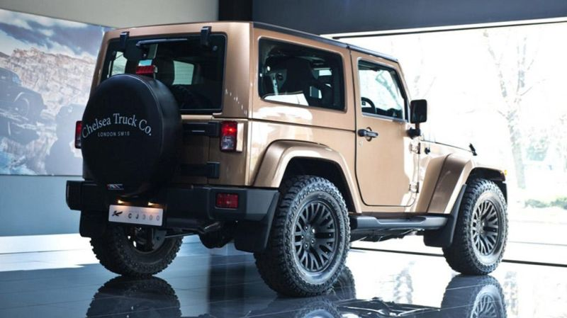 jeep wrangler sahara cj300 adventure edition by kahn design magazin. Black Bedroom Furniture Sets. Home Design Ideas