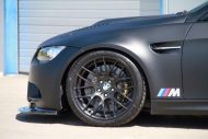 KK Automobile 630PS Kompressor BMW E92 M3 Mattschwarz Tuning 3 190x127 KK Automobile   630PS Kompressor BMW E92 M3 in Mattschwarz