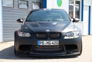 KK Automobile 630PS Kompressor BMW E92 M3 Mattschwarz Tuning 5 190x127 KK Automobile   630PS Kompressor BMW E92 M3 in Mattschwarz