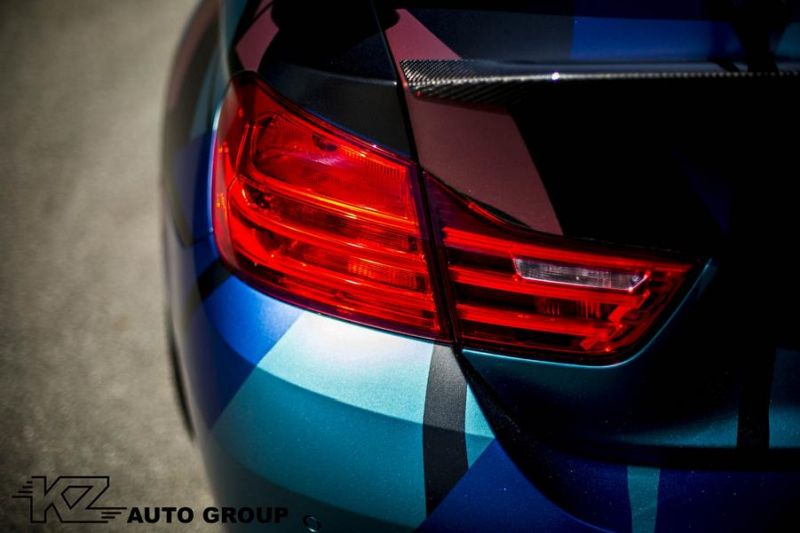 KZ Auto Group BMW M4 F82 Coupe HRE 300 Classic tuning 6