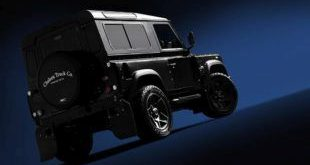 Kahn Land Rover Defender Limited Edition Ultimate Defender Tuning 1 1 e1462361297116 310x165 Chelsea Truck Company Mercedes Benz G350 Bluetec G6 2017