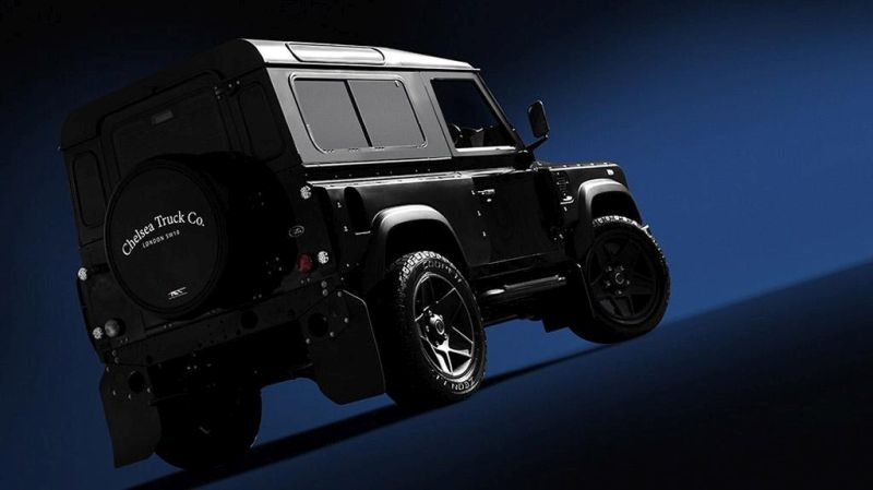 Kahn Land Rover Defender Limited Edition Ultimate Defender Tuning 1 Kahn Land Rover Defender Limited Edition Ultimate Defender