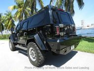 Knight XV Luxus Panzerung Vehicle Tuning Conquest Vehicles 7 190x143 Fotostory: Knight XV   fahrender Luxus Safe in Schwarz!