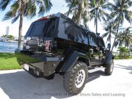 Knight XV Luxus Panzerung Vehicle Tuning Conquest Vehicles 8 190x143 Fotostory: Knight XV   fahrender Luxus Safe in Schwarz!