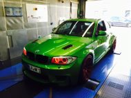 Kotte Performance BMW 1M Coupe Hulk 640PS Tuning 2 190x143 Video: Kotte Performance BMW 1M Coupe Hulk mit 640PS