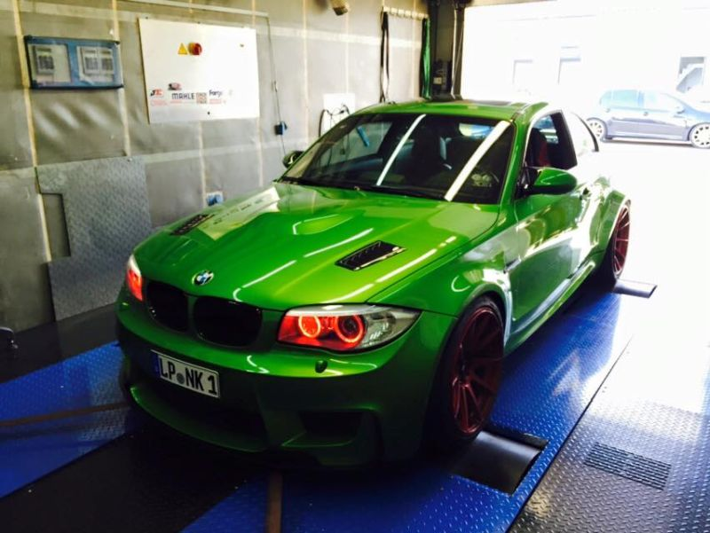 Kotte-Performance BMW 1M Coupe Hulk 640PS Tuning 2