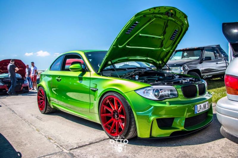 Kotte-Performance BMW 1M Coupe Hulk 640PS Tuning 5
