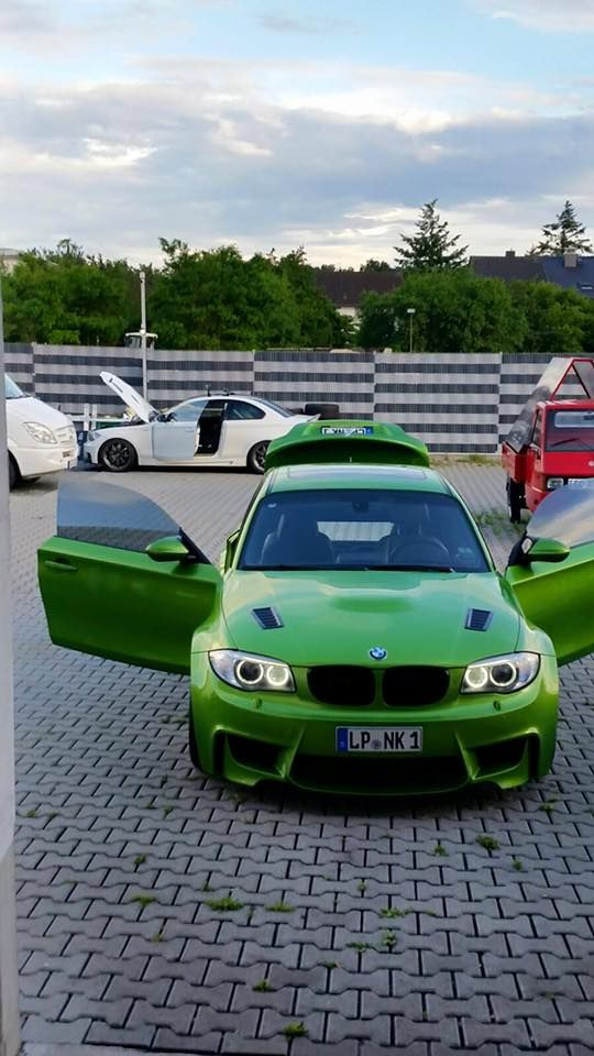 Kotte-Performance BMW 1M F82 Coupe Hulk Chiptuning 640PS 1
