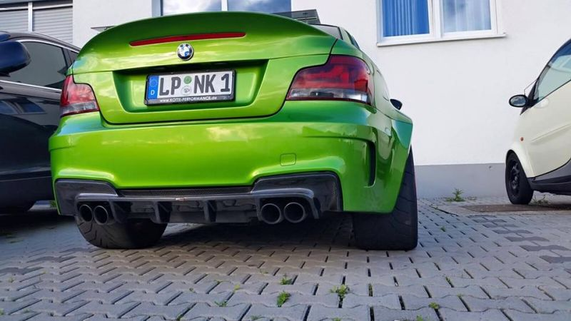 Kotte-Performance BMW 1M F82 Coupe Hulk Chiptuning 640PS 2