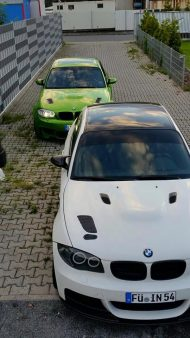 Kotte Performance BMW 1M F82 Coupe Hulk Chiptuning 640PS 5 190x338 Video: Kotte Performance BMW 1M Coupe Hulk mit 640PS