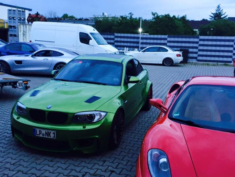 Kotte-Performance BMW 1M F82 Coupe Hulk Chiptuning 640PS 7