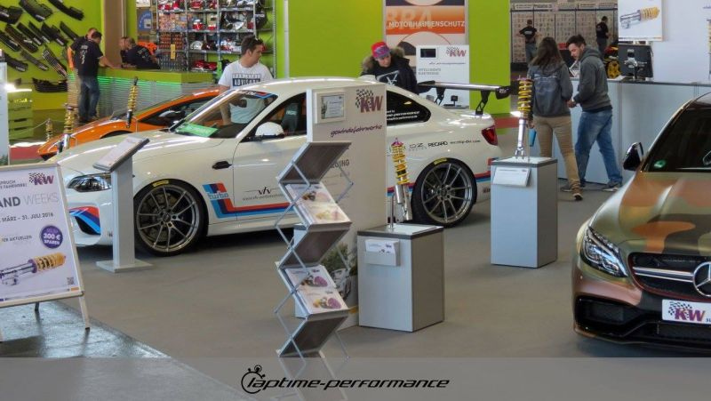 Laptime Performance BMW M2 F87 OZ KW Mcchip Chiptuning 3 Laptime Performance BMW M2 F87 mit 420PS & KW Fahrwerk
