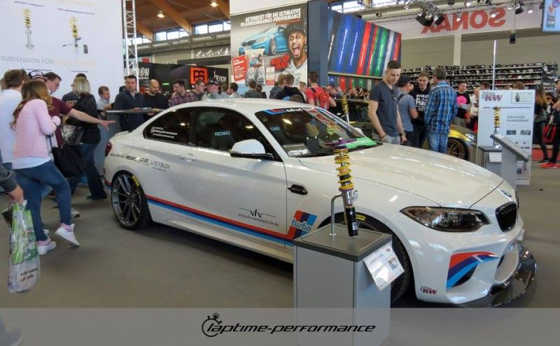 Laptime Performance BMW M2 F87 OZ KW Mcchip Chiptuning 6