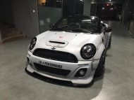 Liberty Walk Performance Widebody Mini Cooper S Roadster Tuning 2 190x143 Liberty Walk Performance Widebody Mini Cooper S Roadster