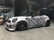 Liberty Walk Performance Widebody Mini Cooper S Roadster Tuning 4 190x143 Liberty Walk Performance Widebody Mini Cooper S Roadster