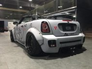 Liberty Walk Performance Widebody Mini Cooper S Roadster Tuning 7 190x143 Liberty Walk Performance Widebody Mini Cooper S Roadster