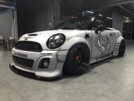 Liberty Walk Performance Widebody Mini Cooper S Roadster Tuning 8 190x143 Liberty Walk Performance Widebody Mini Cooper S Roadster