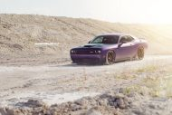 Lila Purple Dodge Challenger Hellcat ADV.1 Wheels wheelsboutique tuning 5 190x127 Video: Lila Dodge Challenger Hellcat auf ADV.1 Wheels Alu's
