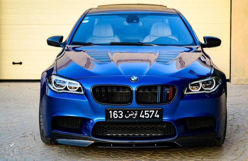 Manhart Performance MH5s Tuning BMW M5 F10 1 Fotostory: Manhart Performance M5 F10 Bi Turbo