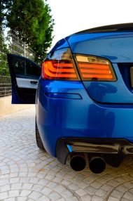Manhart Performance MH5s Tuning BMW M5 F10 22 190x286 Fotostory: Manhart Performance M5 F10 Bi Turbo