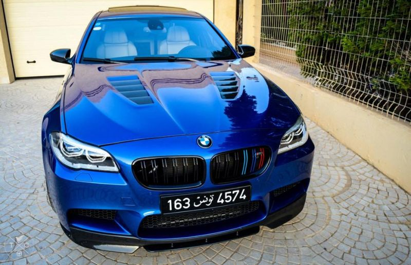 Manhart Performance MH5s Tuning BMW M5 F10 3 Fotostory: Manhart Performance M5 F10 Bi Turbo