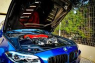 Manhart Performance MH5s Tuning BMW M5 F10 9 190x126 Fotostory: Manhart Performance M5 F10 Bi Turbo