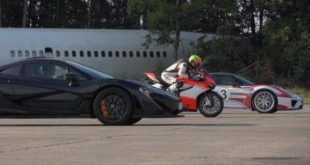 McLaren P1 vs. Porsche 918 Spyder vs. Ducati 1199 Superleggera 1 e1462247356296 310x165 Video: McLaren P1 vs. Porsche 918 Spyder vs. Ducati 1199 Superleggera